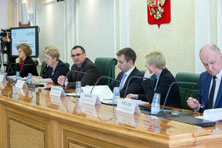 .Дети Domain Was Presented at Parliamentary Hearings