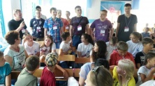 Electronic Week held in the Altai with .ДЕТИ domain